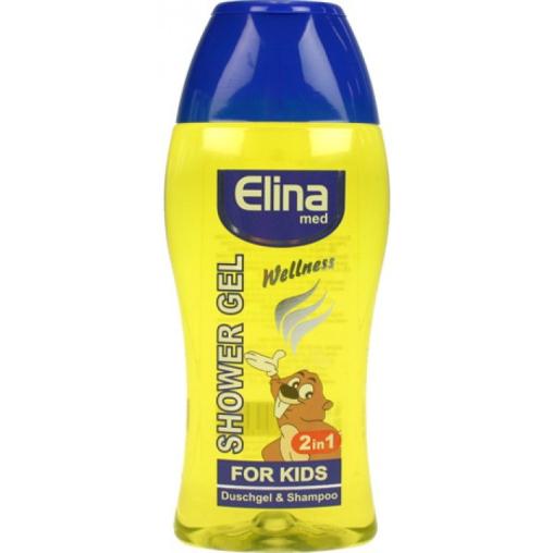 ELINA med Dusch Gel & Shampoo 2 in 1 for kids
