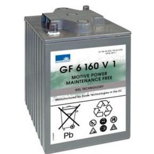 Exide Sonnenschein Antriebsbatterie GF 06 160 V1
