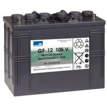 Exide Sonnenschein Antriebsbatterie GF 12 105 V