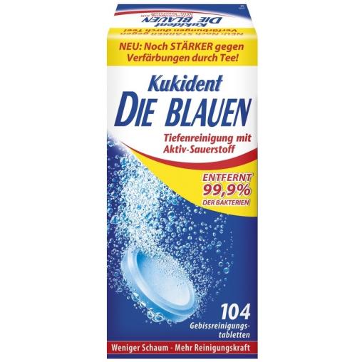 Kukident Die Blauen Reinigungstabletten