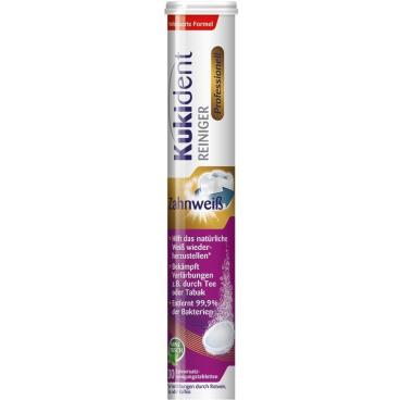 Kukident Professionelle Reinigungstabletten Zahnweiß