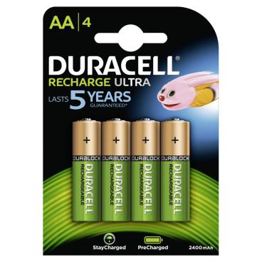 DURACELL Recharge Ultra AA Akku-Batterie
