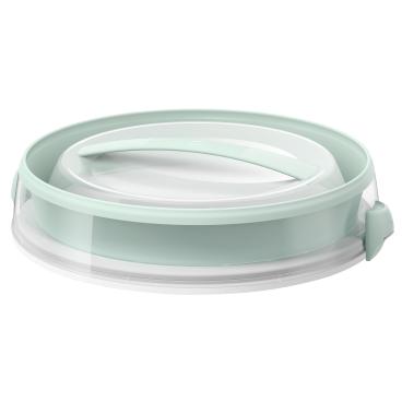EMSA myBAKERY Falt-Partybutler Farbe: Mint, Durchmesser: 30 cm