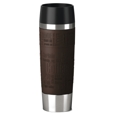 EMSA Travel Mug Grande Isolierbecher, 0,5 Liter