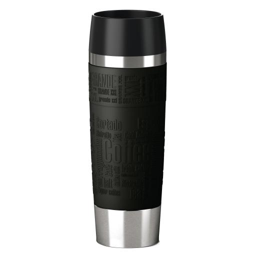 EMSA Travel Mug Grande Isolierbecher mit Quick Press Verschluss