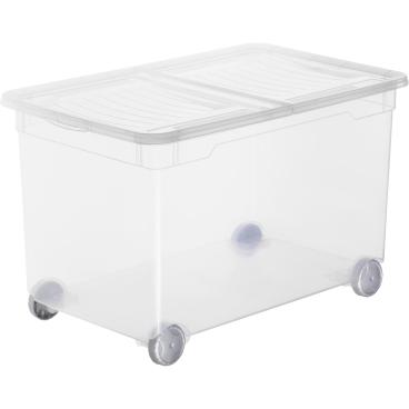 Rotho SPLITO Rollbox, 46 Liter