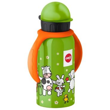 EMSA Kids Farm Family Trinkflasche mit Ärmchen