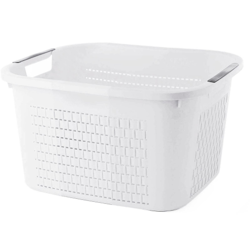 Rotho COUNTRY Wäschekorb, 22 Liter