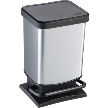 Rotho PASO Treteimer, 20 Liter