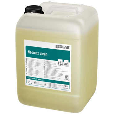ECOLAB Neomax clean Automatenreiniger