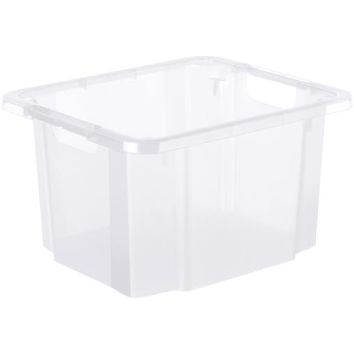 Rotho REVERSO Drehstapelbox - 26 Liter