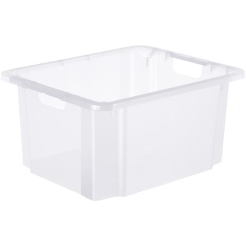 Rotho REVERSO Drehstapelbox - 46 Liter