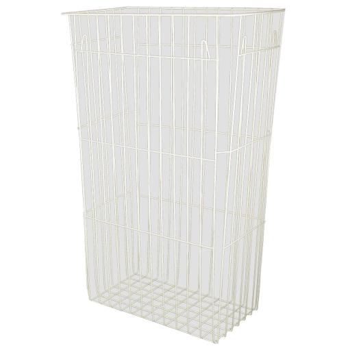Stapelbarer Papierkorb, 60 Liter