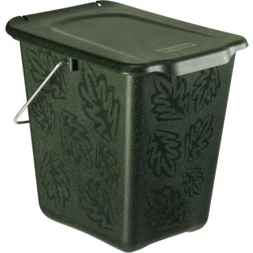 Rotho GREENLINE Komposteimer, 7 Liter