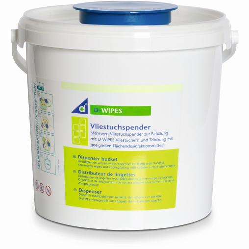 DESOMED D-/Sensilind Wipes Desinfektionstücher