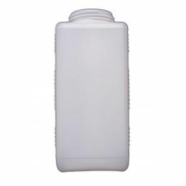 Leerflasche, eckig Fassungsvermögen: 1000 ml