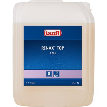 Buzil G 801 RINAX top Handwachlotion 10 l - Kanister