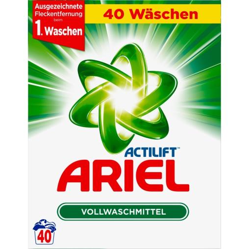 Ariel Pulver Regulär Vollwaschmittel