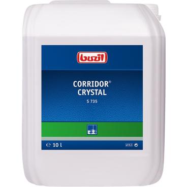 Buzil S 735 CORRIDOR crystal 10 l - Kanister