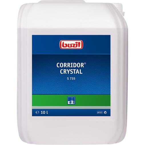 Buzil S 735 CORRIDOR crystal