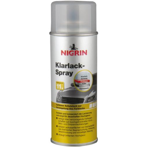 NIGRIN Klarlack-Spray