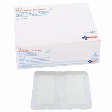 BeeSana® moderne Wundversorgung - Wundauflage P1