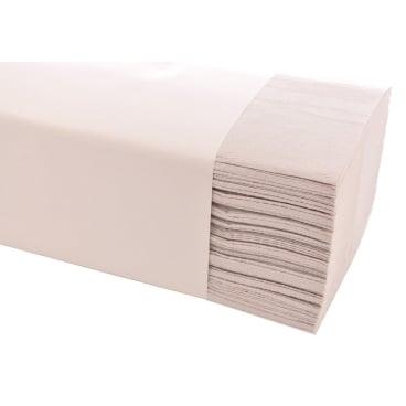 Handtuchpapier, 25 x 23 cm, hellgrau
