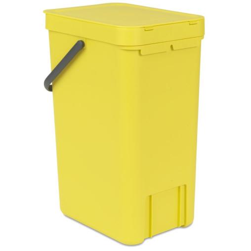"Brabantia Abfallbehälter ""Sort and Go"" - 16 Liter"