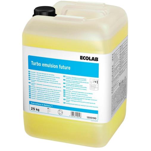 ECOLAB Turbo emulsion future Hochleistungswaschmittel