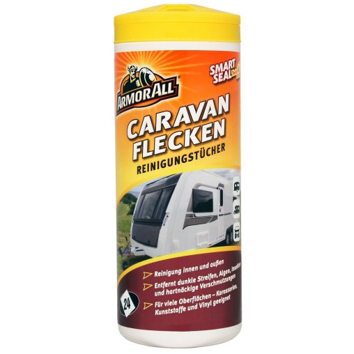 ARMOR ALL Caravan Flecken Reinigungstücher