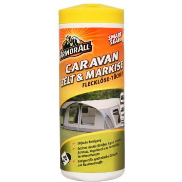 ARMOR ALL Caravan Zelt & Markise Pflegetücher
