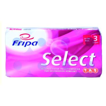 Fripa Select TAE Toilettenpapier