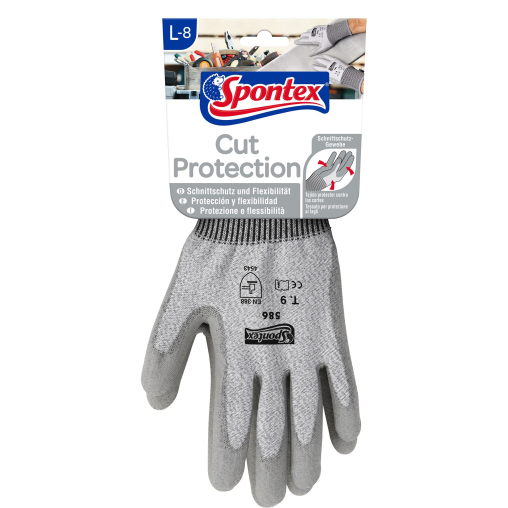 Spontex Handschuhe Cut Protection