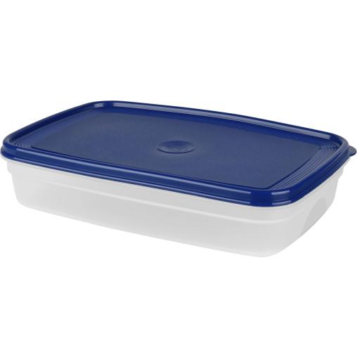 EMSA SUPERLINE Frischhaltedose eckig, blau