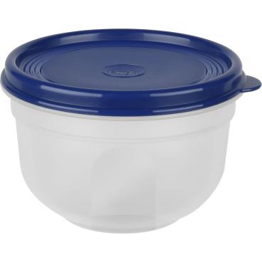 EMSA SUPERLINE Frischhalteschale rund, hoch, blau