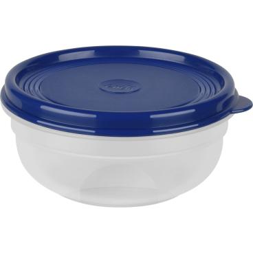 EMSA SUPERLINE Frischhalteschale rund, flach, blau