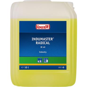 Buzil IR 40 INDUMASTER radical 10 l - Kanister