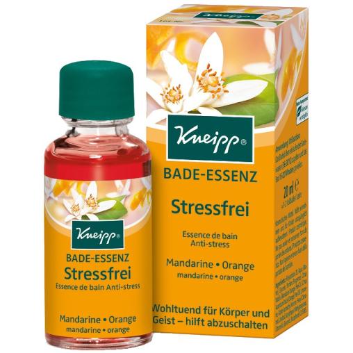 Kneipp® Bade-Essenz Stressfrei - Mandarine & Orange