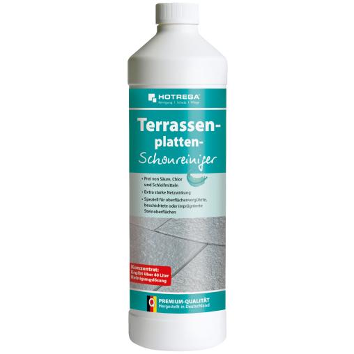 HOTREGA Terrassenplatten-Schonreiniger