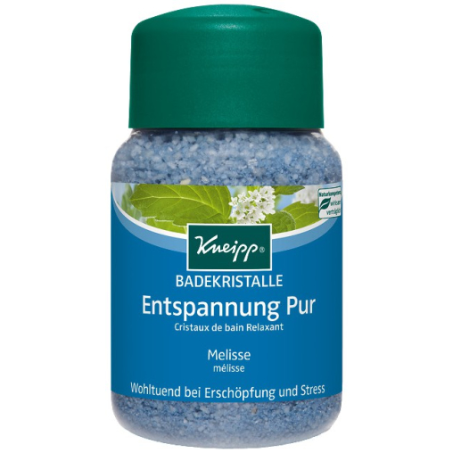 Kneipp® Badekristalle Entspannung Pur - Melisse
