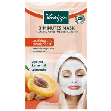 Kneipp® 3-Minuten Maske - Aprikose & Mandelöl