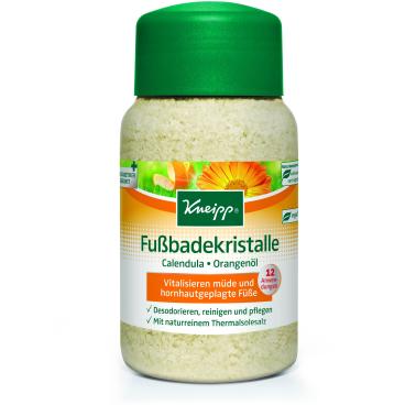 Kneipp® Calendula & Orangenöl Fußbadekristalle