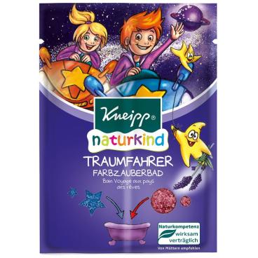 Kneipp® naturkind Traumfahrer Farbzauberbad