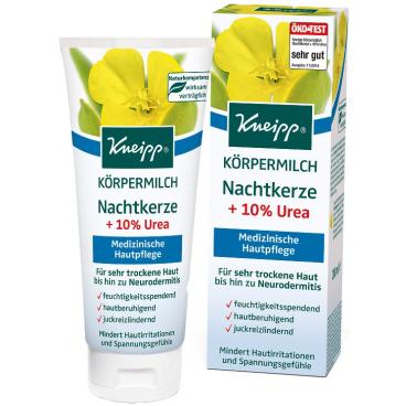 Kneipp® Nachtkerze +10% Urea Körpermilch