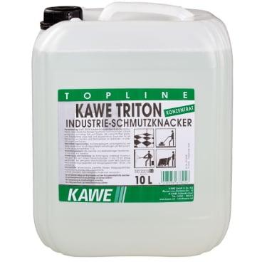 KAWE Triton Industrie-Schmutzknacker Konzentrat 10 Liter - Kanister