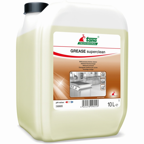 TANA GREASE superclean Küchenreiniger