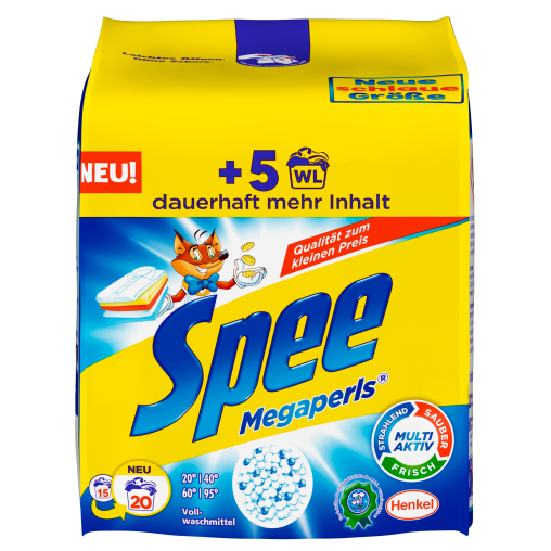 Spee Megaperls® Waschmittel