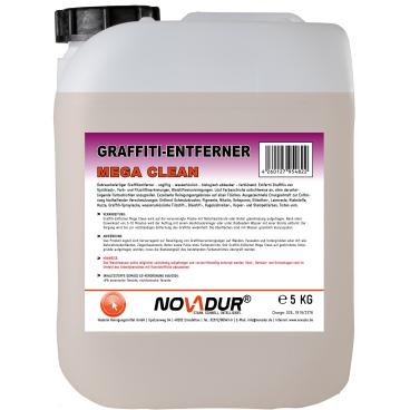 NOVADUR Grafitti-Entferner
