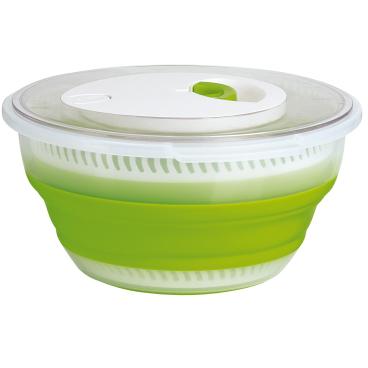 EMSA Basic Falt-Salatschleuder
