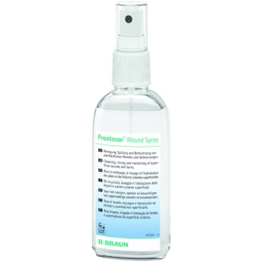 B. Braun Prontosan Wound Spray Wundspray